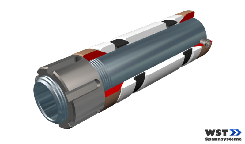WST Standard Clamping coupling SK
