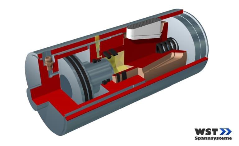 Expansion shaft SWL